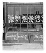 Chicago Store, 1941 Fleece Blanket
