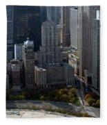 Chicago The Drake Fleece Blanket