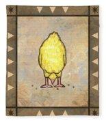 Chick Six Fleece Blanket