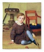 Childhood Fleece Blanket
