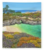 China Cove Paradise Fleece Blanket