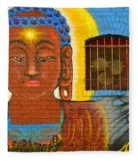 China Town Art Fleece Blanket