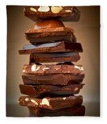 Chocolate Fleece Blanket