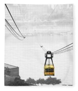 Chongqing Cable Car Fleece Blanket