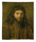 Christ, C.1656 Fleece Blanket