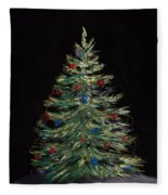 Christmas Eve Fleece Blanket