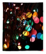 Christmas Magic Fleece Blanket