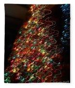 Christmas Tree 2014 Fleece Blanket