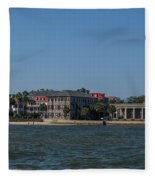 Chucktown Fleece Blanket