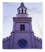 Church Fleece Blanket