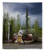 Church Beaver Creek Yukon Fleece Blanket