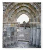 Church Portal Fleece Blanket