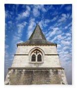 Church Spire Fleece Blanket