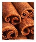 Cinnamon - Cinnamomum Fleece Blanket