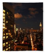 City Living Fleece Blanket