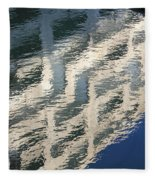 City Reflections Fleece Blanket