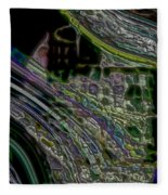 City Slickers Fleece Blanket