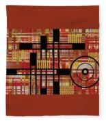 City Works Fleece Blanket