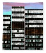Citysky Fleece Blanket