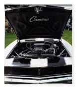 Classic Camaro Fleece Blanket