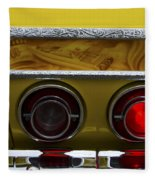 Classic Cars Beauty By Design 14 Fleece Blanket