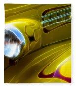 Classic Cars Beauty By Design 5 Fleece Blanket