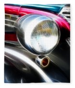 Classic Cars Beauty By Design 7 Fleece Blanket