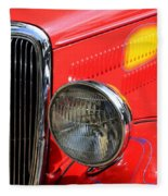 Classic Cars Beauty By Design 8 Fleece Blanket