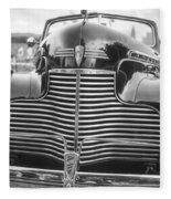 Classic Chevrolet Fleece Blanket