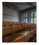 Classroom Seating Fleece Blanket