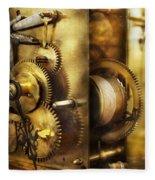 Clockmaker - We All Mesh Fleece Blanket