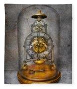 Clocksmith - The Time Capsule Fleece Blanket