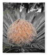 Close Up Palm Fleece Blanket