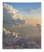 Cloud Bank Fleece Blanket