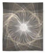 Cloud Petals Fleece Blanket