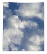 Cloud Series 4 Fleece Blanket