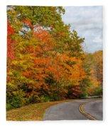 Cloudland Beauty Fleece Blanket