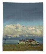 Clouds Of My Mind Fleece Blanket