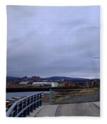 Clydebank Panorama Fleece Blanket
