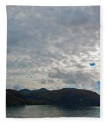 Coast N Clouds 1 Fleece Blanket