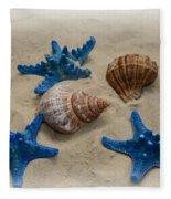 Coastal Dreams Fleece Blanket