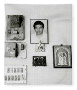 Cochin Shrine Fleece Blanket