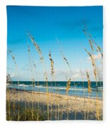 Cocoa Beach Fleece Blanket