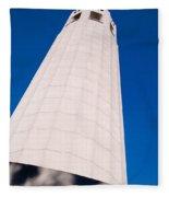 Coit Tower San Francisco Fleece Blanket