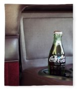 Coke To Go Fleece Blanket