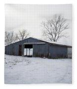Cold Desolation Fleece Blanket