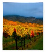 Colibri Morning Fleece Blanket