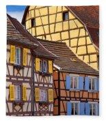 Colmar Alsace Fleece Blanket