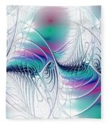 Color Elegance Fleece Blanket
