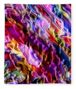Color Evolution Fleece Blanket
